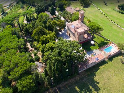 8 bedroom hotel for sale, Perugia, Umbria