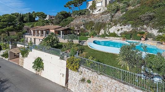 5 bedroom villa for sale, Moyenne Corniche, Villefranche Sur Mer, Villefranche, Provence French Riviera