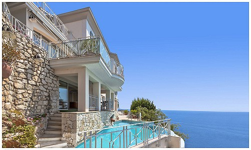 6 bedroom villa for sale, Cap de Nice, Nice, Provence French Riviera
