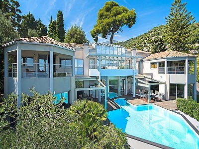 4 bedroom villa for sale, Hameau, Roquebrune Cap Martin, Provence French Riviera