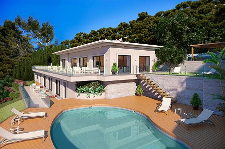 6 bedroom villa for sale, Eze, Eze Cap d'Ail, Provence French Riviera