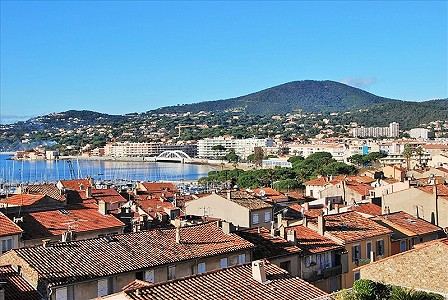 2 bedroom penthouse for sale, Sainte Maxime, Cote d'Azur French Riviera