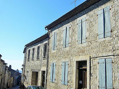 6 bedroom manor house for sale, Montcuq, Tarn-et-Garonne, Midi-Pyrenees
