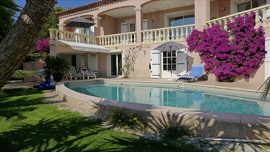 4 bedroom villa for sale, Sainte Maxime, Cote d'Azur French Riviera