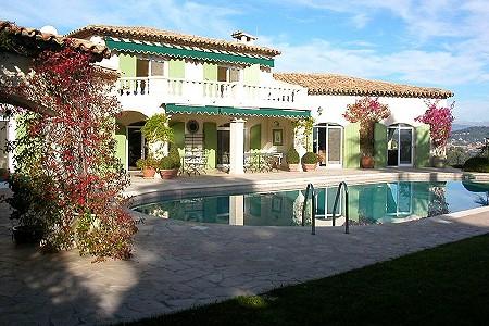 7 bedroom villa for sale, Super Cannes, Vallauris, Antibes Juan les Pins, Cote d'Azur French Riviera