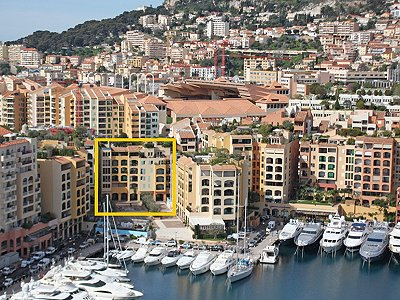 1 bedroom apartment for rent, Fontvieille, South West Monaco