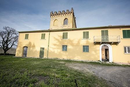10 bedroom house for sale, Peccioli, Pisa, Tuscany