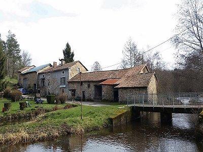 2 bedroom mill for sale, Nontron, Dordogne, Aquitaine