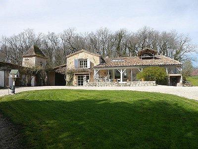 5 bedroom farmhouse for sale, Cancon, Lot-et-Garonne, Aquitaine