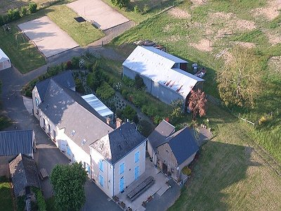 Spacious Farmhouse with Gites  and Events Income in the Loire.