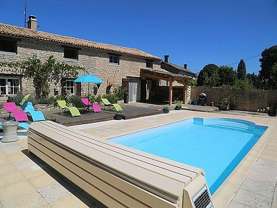 5 bedroom house for sale, Lezay, Deux-Sevres, Poitou-Charentes