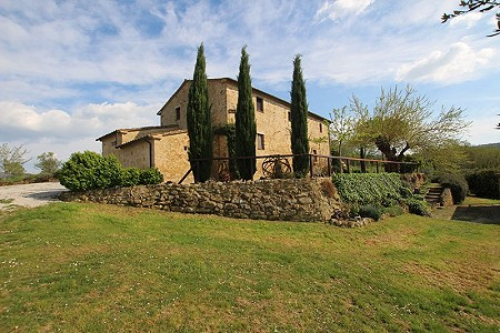 5 bedroom farmhouse for sale, Volterra, Pisa, Tuscany