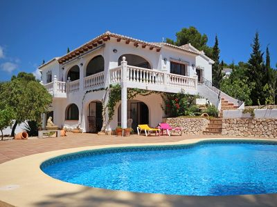 5 bedroom villa for sale, Pla del Mar, Moraira, Alicante Costa Blanca, Valencia