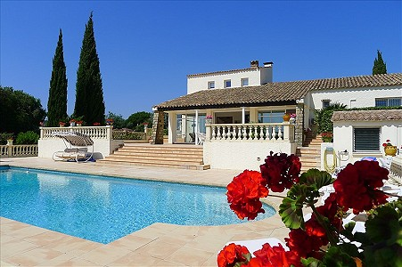 6 bedroom house for sale, Sainte Maxime, Cote d'Azur French Riviera