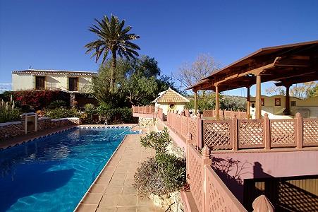 3 bedroom villa for sale, Overa, Almeria Costa Almeria, Andalucia