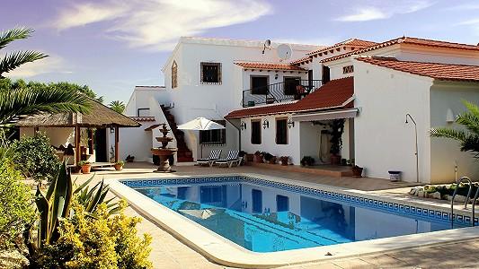 8 bedroom villa for sale, Vera, Almeria Costa Almeria, Andalucia