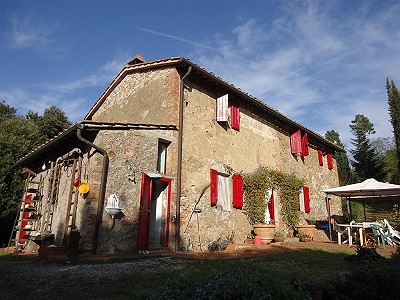 3 bedroom farmhouse for sale, Montaione, Florence, Tuscany