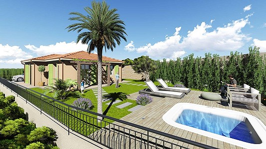 3 bedroom villa for sale, Vallecrosia, Imperia, Liguria