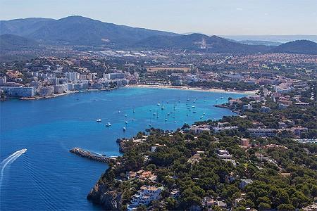 Plot of land for sale, Santa Ponsa, South Western Mallorca, Mallorca