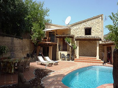 Image 1 | 4 bedroom villa for sale, Es Capdella, Andratx, Mallorca 199301