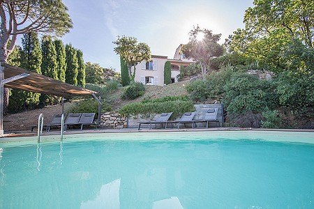 Image 2 | 5 bedroom villa for sale, Gassin, St Tropez, Cote d'Azur French Riviera 199310