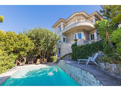 4 bedroom villa for sale, Mont Boron, Nice, Cote d'Azur French Riviera