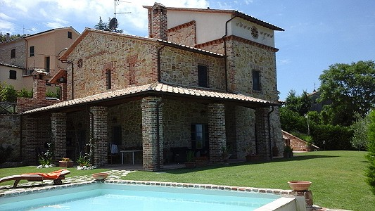 5 bedroom villa for sale, Montecchio, Terni, Umbria