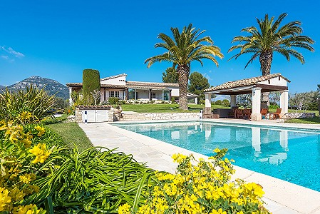 5 bedroom villa for sale, La Gaude, Nice, Cote d'Azur French Riviera