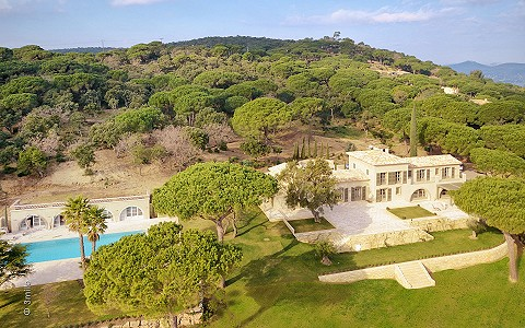 11 bedroom villa for sale, Ramatuelle, St Tropez, Cote d'Azur French Riviera