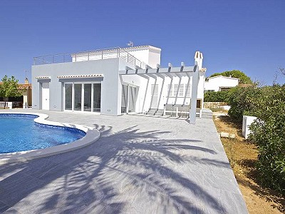 5 bedroom villa for sale, Cala Canutells, Mahon, Menorca