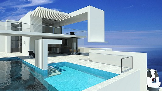 3 bedroom villa for sale, Mojacar Playa, Almeria Costa Almeria, Andalucia