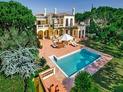 4 bedroom villa for sale, Quinta do Lago, Algarve Golden Triangle