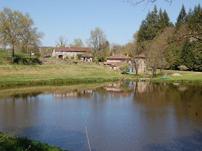 6 bedroom villa for sale, Limousin, Creuse, Limousin