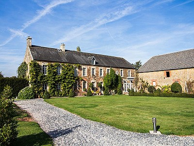 6 bedroom farmhouse for sale, Cartigny L'eparnay, Calvados, Lower Normandy