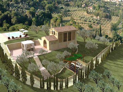 2 bedroom farmhouse for sale, San Gimignano, Siena, Tuscany