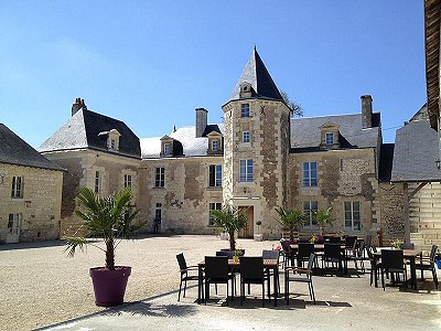 11 bedroom French chateau for sale, La Roche Clermault, Indre-et-Loire, Centre