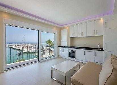 2 bedroom apartment for sale, Puerto Banus, Marbella, Malaga Costa del Sol, Andalucia