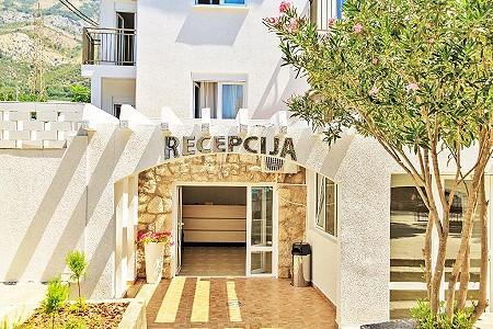 17 bedroom hotel for sale, Sutomore, Bar, Coastal Montenegro