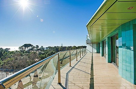 4 bedroom penthouse for sale, Cascais, Lisbon