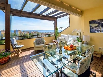 3 bedroom penthouse for sale, Marbella East, Marbella, Malaga Costa del Sol