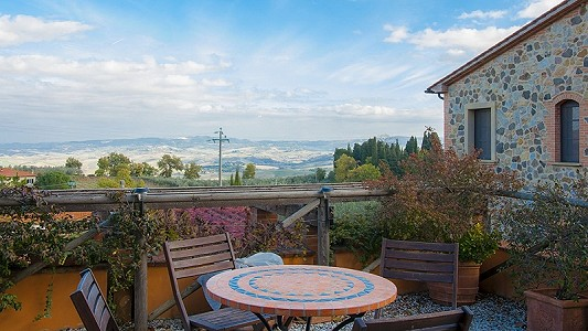 2 bedroom house for sale, Orciatico, Pisa, Tuscany