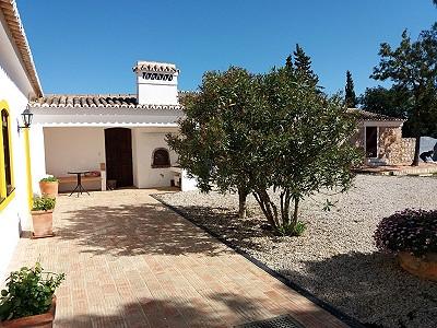 7 bedroom farmhouse for sale, Santo Estevao, Tavira, Algarve