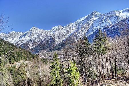Plot of land for sale, Les Chavants, Les Houches, Haute-Savoie, Rhone-Alpes