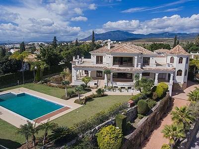 7 bedroom villa for sale, El Paraiso Alto, Benahavis, Malaga Costa del Sol, Andalucia