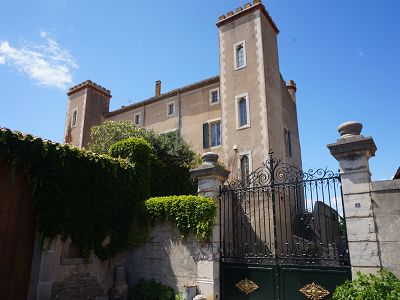 10 bedroom French chateau for sale, Minervois Corbieres, Aude, Languedoc-Roussillon