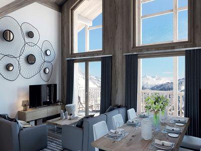 4 bedroom ski chalet for sale, Courchevel 1650, Savoie, Rhone-Alpes