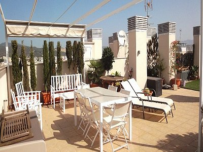 3 bedroom penthouse for sale, Palma, Mallorca