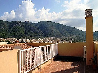 2 bedroom penthouse for sale, Andratx, Mallorca