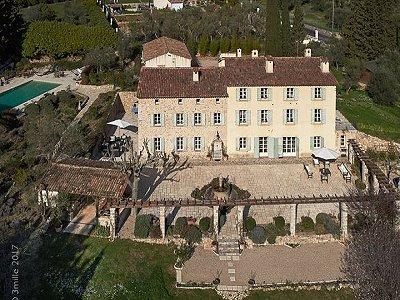 8 bedroom farmhouse for sale, Grasse, Alpes-Maritimes, Cote d'Azur French Riviera