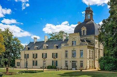 12 bedroom French chateau for sale, RICHELIEU, Indre-et-Loire, Centre